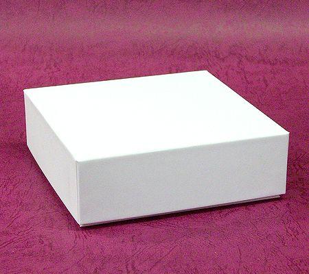 ... 変わった化粧箱 - ストーンペーパー 白箱 ミフタ式